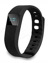 TW64 Датчик для отслеживания активности / Смарт-браслет Защита от влаги / Педометры / Отслеживание сна / Пригодно для носки Bluetooth 4.0