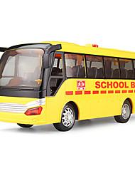 Игрушки Модели и конструкторы Автобус ABS Пластик