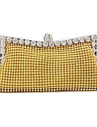 L.WEST Women's fashion diamond Dinner Bag hand bag