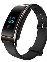 yydm8 pulseira inteligente moman dos homens / smarwatch / monitor de pulseira monitor de sm pulseira sono pedômetro IP67 impermeável para