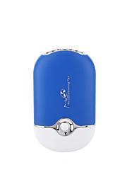 Cílios secador usb nenhum ventilador folha usb cobrando handheld pequeno ventilador mini bolso ventilador de ar condicionado