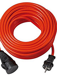 Brennenstuhl Bremaxx extension cable IP44 20m red