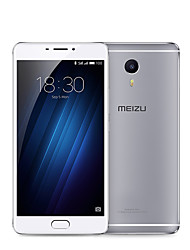 MEIZU meizu M3MAX 64g  silver 6.0 inch 4G Smartphone (3GB + 64GB 13 MP Octa Core 4100)