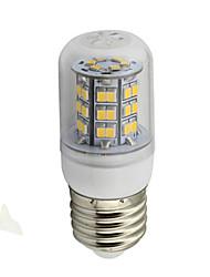 4W Led Corn Bulb E26 for Home Hallway Room Indoor 48 SMD 2835 AC/DC 12V - 24V 380Lm Warm White/Cold White (1 Piece)