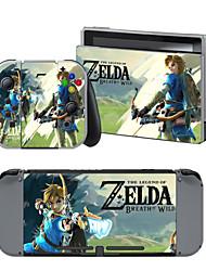 B-Skin Aufkleber Für Nintendo-Switch Neuheit Tragbar