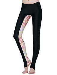 Femme Pantalon de Combinaison Respirable Séchage rapide Design Anatomique Néoprène Tenue de plongée Collants Printemps Eté Classique