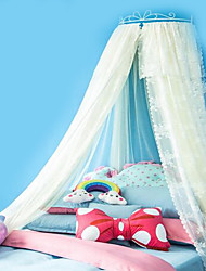 colgando cúpula de la red de mosquito estudiante titular de palacio princesa manto de aterrizaje colgando del techo