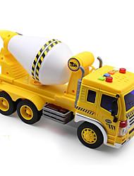 Veiculo de Construção Brinquedos Brinquedos de carro 01:50 Plástico Amarelo Modelo e Blocos de Construção