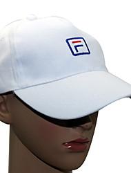 Sombrero/Gorra Inspirado por Prince of Tennis Ryoma Echizen Animé Accesorios de Cosplay Sombrero Blanco Algodón Hombre