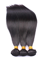 Vietnamese Hair Weave Bundles Best 8A Unprocessed silky Straight Human Hair Extensions 3 Bundles Natural Black Color Thick Ends Shiny Hair Weaves