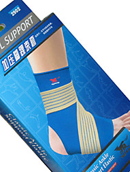 Unisex Ankle Brace Breathable Stretchy Football Sports Polyester