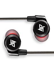 auglamour R1S hifi súper bajo en auriculares del oído del oído auriculares gancho de metal actualización auriculares de alta fidelidad