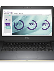 DELL Notebook 14 polegadas Intel i7 Dual Core 4GB RAM 1TB disco rígido Windows 10 GT930M 4GB