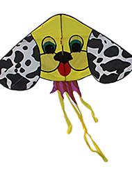 kites Cachorros Policarbonato Tecido Criativo Unisexo 5 a 7 Anos 8 a 13 Anos 14 Anos ou Mais