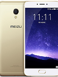 Original Meizu MX6 4GB 32GB Mobile Phone Android Cellular Deca Core 1920x1080P 5.5 12MP Fingerprint ID M685Q OTA