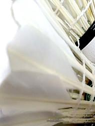 12pcs Badminton Volants Etanche Durable Stabilité pour Extérieur Utilisation Sport de détente Plume d'oie Autre