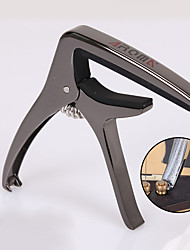 Professional Capos High Class Guitar Acoustic Guitar Ukulele New Instrument Metal Musical Instrument Accessories