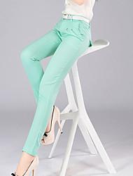 2016 automne nouveau sarouel lâche marée féminine coréenne pantalon décontracté gras mm avec ceinture