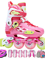 The new children's skates skates roller skating shoes adult speed skating shoes Two Sets
