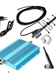 gsm conjunto antena Yagi reforço amplificador de sinal de telefone celular 900MHz