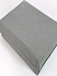 Storage Boxes Storage Units Carbon Fiber withFeature is Lidded , For Underwear