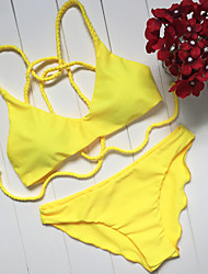Europe High-end Fashion Sexy Bikini Swimsuit