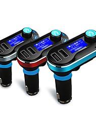 Несколько портов Автомобиль USB зарядное гнездо Другое 2 USB порта Только зарядное устройство Автомобиль 5V/2,1A