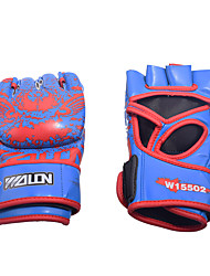 Boxing Gloves for Leisure Sports Boxing Martial art Fitness Full-finger Gloves Shockproof Wearproof High Elasticity Protective