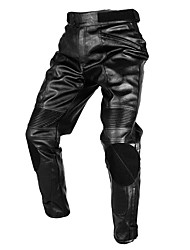 Cycling Pants Men's Bike Bottoms Comfortable Protective PU Terylene Sports Motobike/Motorbike Spring Fall/Autumn