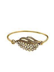 Mulheres Bracelete Moda Liga Forma Geométrica Jóias Para Halloween Presentes de Natal 1peça
