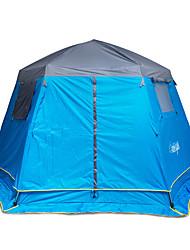 > 8 pessoas Tenda Duplo Um Quarto Barraca de acampamentoCampismo Viajar
