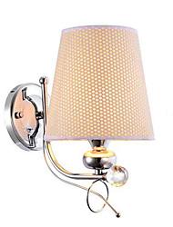 AC 220-240 7 E26/E27 Moderne/Contemporain Galvanisé Fonctionnalité for LED Style mini Ampoule incluse,Eclairage d'ambianceAppliques