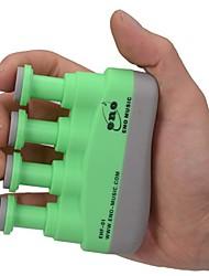 1PCS ENO EHF-01 Portable Guitar Bass Piano Hand and Finger Exerciser Extend-O-Grip Trainer Color Have Green Black Orang