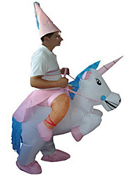 Unicorn Inflatable Costume For Adult Pegasus Halloween Adult Horse Party Cosplay Costumes Calloween For Women Carnival costumes