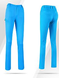 Women's Sleeveless Golf Bottoms Breathable Soft Comfortable Blue Green Orange White Golf Leisure Sports