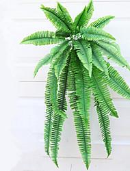 1 Branch Large Size 90CM Jue Plants Plant Wall Decorate Artificial Flowers