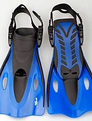 Diving Fins Long Blade Diving / Snorkeling Neoprene