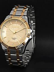 CHENXI® Мужской Нарядные часы Кварцевый Японский кварц Нержавеющая сталь Группа