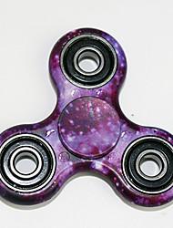 Handkreisel Handspinner Spielzeuge Tri-Spinner Metall Plastik EDCStress und Angst Relief Büro Schreibtisch Spielzeug Lindert ADD, ADHD,