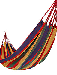 Outdoor Camping Swing Thick Canvas Single Hammock Bedroom Hammock Camping Camping Field Hammock
