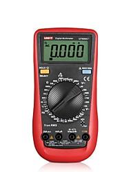 Uni-t® ut890c lcd multímetro digital detector de tensão AC detector de amp / ohm / volt portátil teste multi testador uso doméstico
