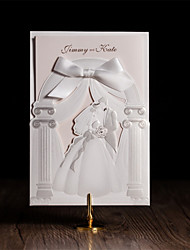 Wrap & Pocket Wedding Invitations 50-Invitation Sample Greeting Cards Mother's Day Cards Baby Shower Cards Bridal Shower Cards Engagement