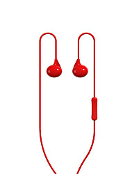Beevo wi200 Наушники сабвуфера с микрофонной функцией Высококачественные затычки для ушей имеют функцию шумоподавления монитора
