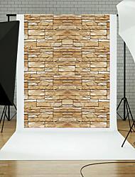 Baby pozadí fotografie studioprops cihlová zeď fotografie kulis vinyl 5x7ft
