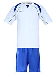etto® Homme Football Shirt + Shorts Ensemble de Vêtements Séchage rapide Respirable Doux Confortable Anti-transpirationPrintemps Eté
