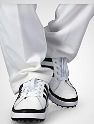 Sapatos Casuais Sapatos para Golf Homens Anti-Escorregar Anti-Shake Anti-desgaste Respirável Ao ar Livre Cano Baixo BorrachaEsportes