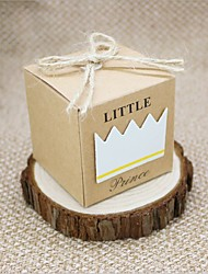 12 Piece/Set Favor Holder-Creative Card Paper Gift Boxes Non-personalised