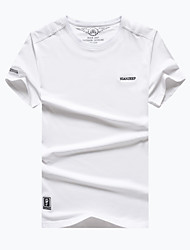 Homme Tee-shirt Pêche Respirable Séchage rapide Eté