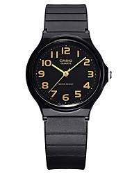 Casio Watch Pointer Series Simple All-match Neutral  Quartz Watch MQ-24-1B2