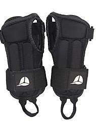 Unissex Suporte de Mão & Punho Ajustável Respirável Vestir fácil Serve para cotovelo esquerdo ou direito Protecção Esqui Skate Esportes